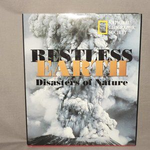 Restless Earth:  Disasters of Nature Book